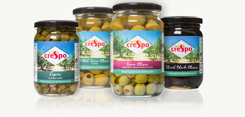 Antipasto Olives